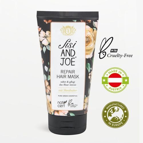 Hair Mask 150 ml Sisi and Joe - gefertigt in Österreich