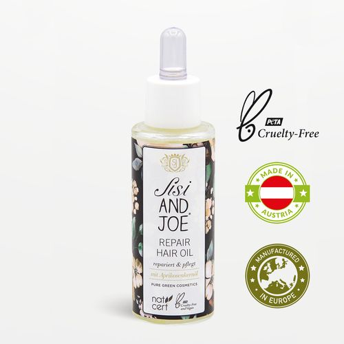 Repair Hair Oil 30 ml Sisi and Joe - gefertigt in Österreich