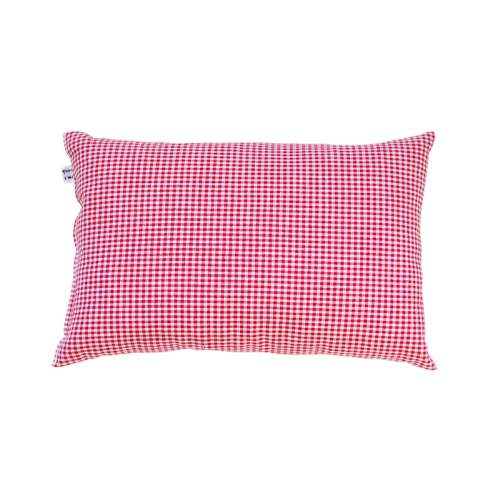 Original Zirbenkissen Pillow Mountain Lodge, rot 30x20 cm...