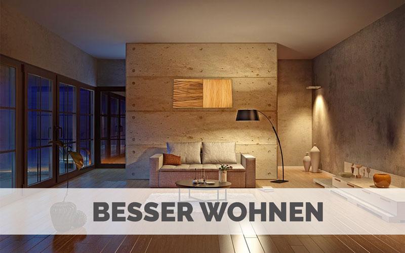 Besser Wohnen - Massivholzmöbel
